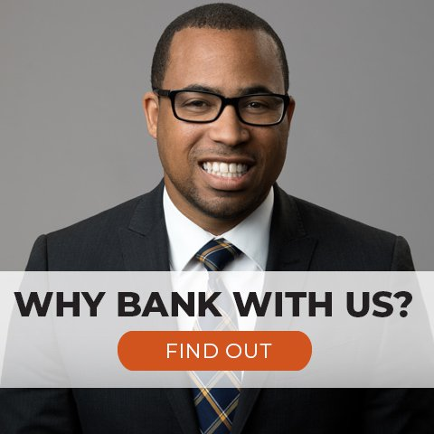 Why bank with us image
