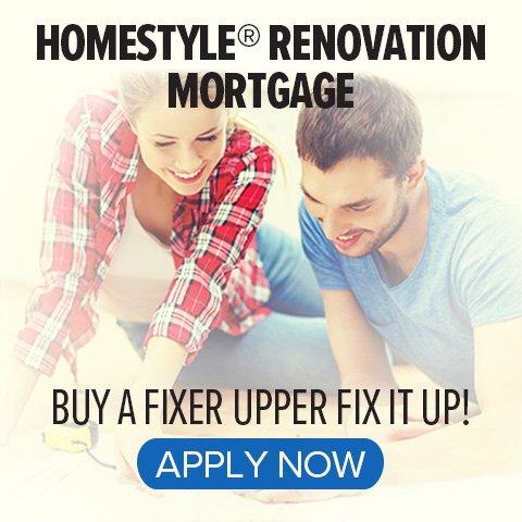 HomeStyle Renovation
