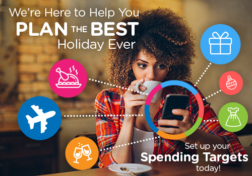Holiday Spending Plan