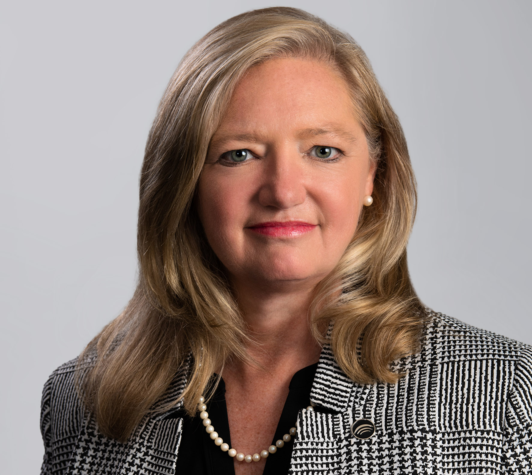 Leslie Chaplin, Executive Vice President and Director of Human Resources