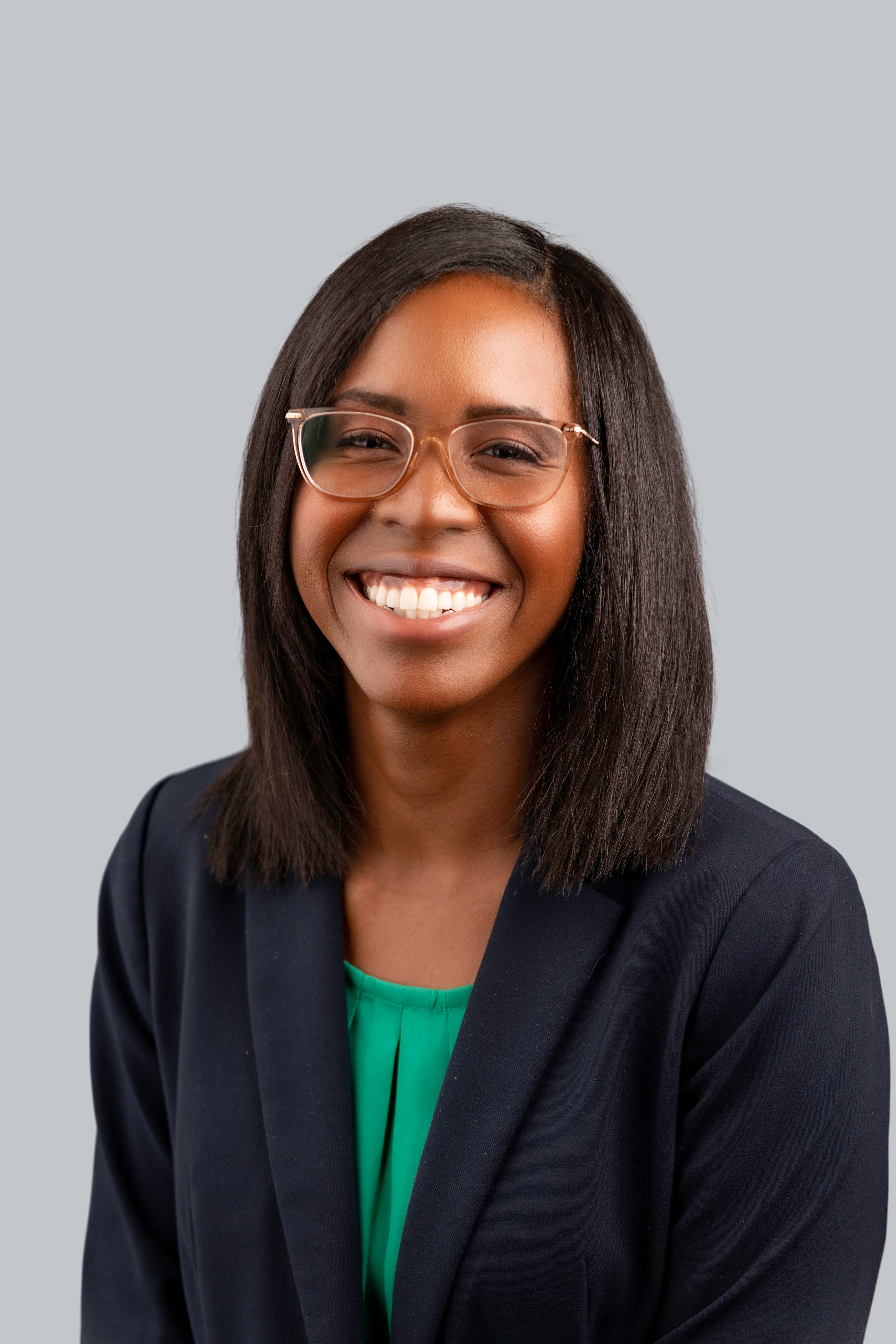 Christina Johnson, Vice President and Branch Manager of Mount Pleasant